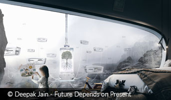 Deepak Jain Future Depends on Present