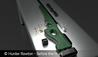 Hunter Rowton Before the Hunt
