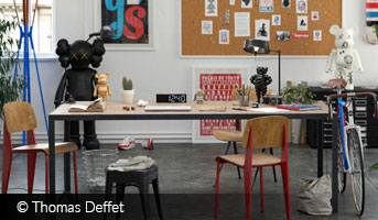 Thomas Deffet Artist office 3D contest
