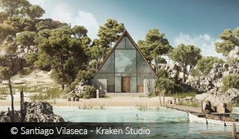 Margin House by Santiago Vilaseca from Kraken Studio